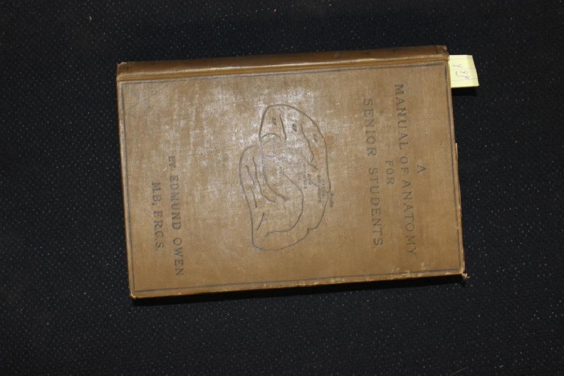 9 Antique Medical Books - 5