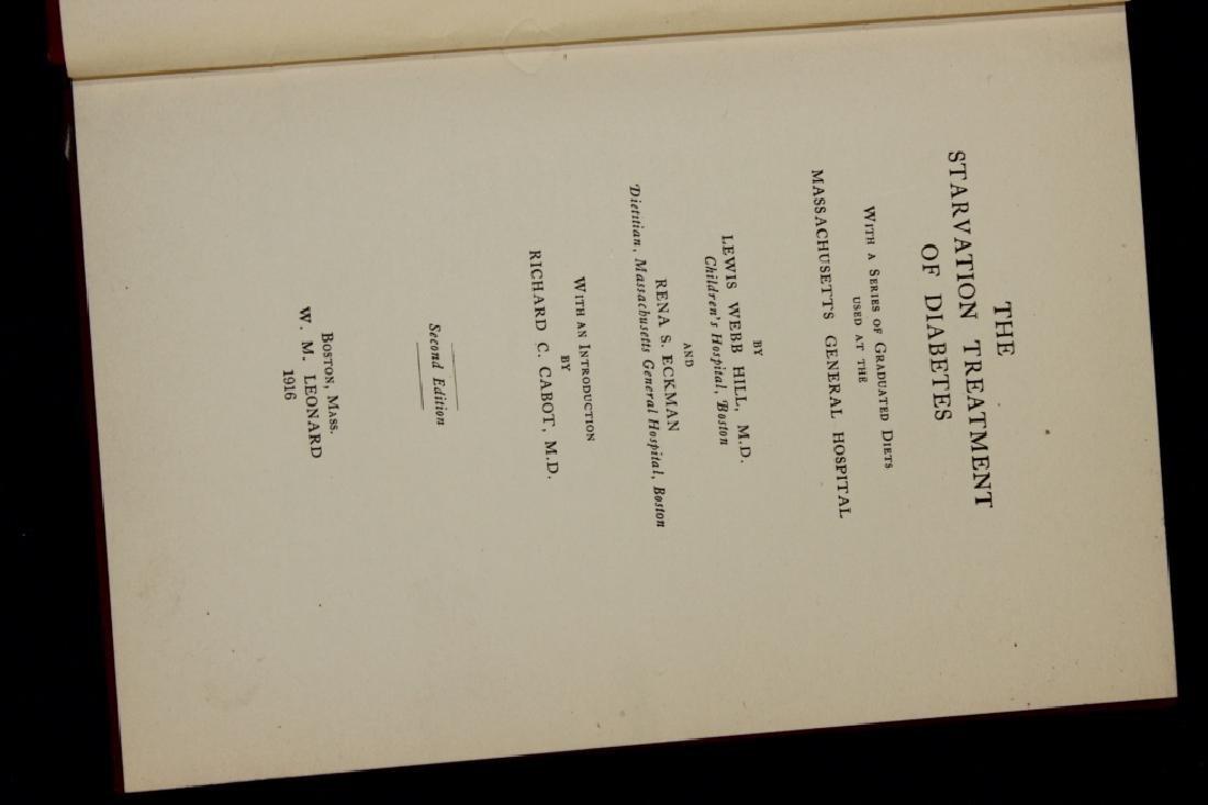 Assortment of 9 Medical Books - 8