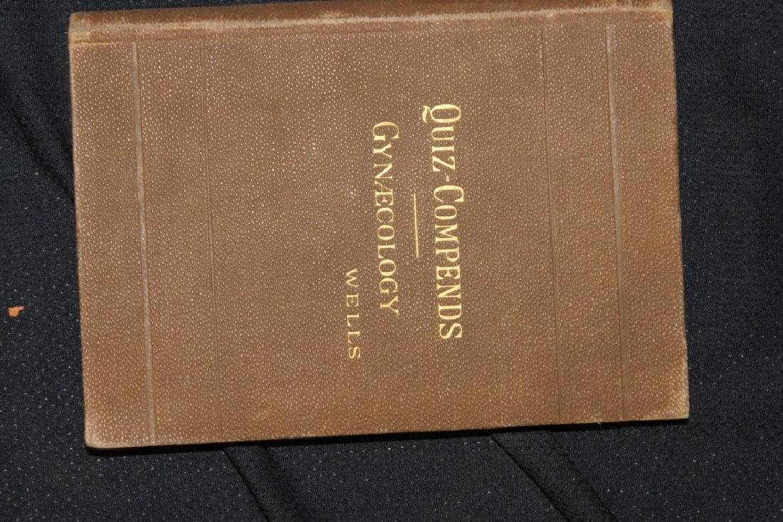 Assortment of 9 Medical Books - 9