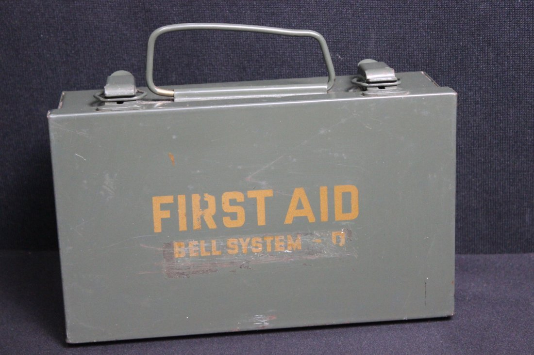First Aid Kit - Bell System