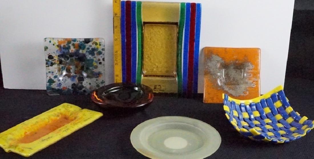 Assorted Art Glass (7)