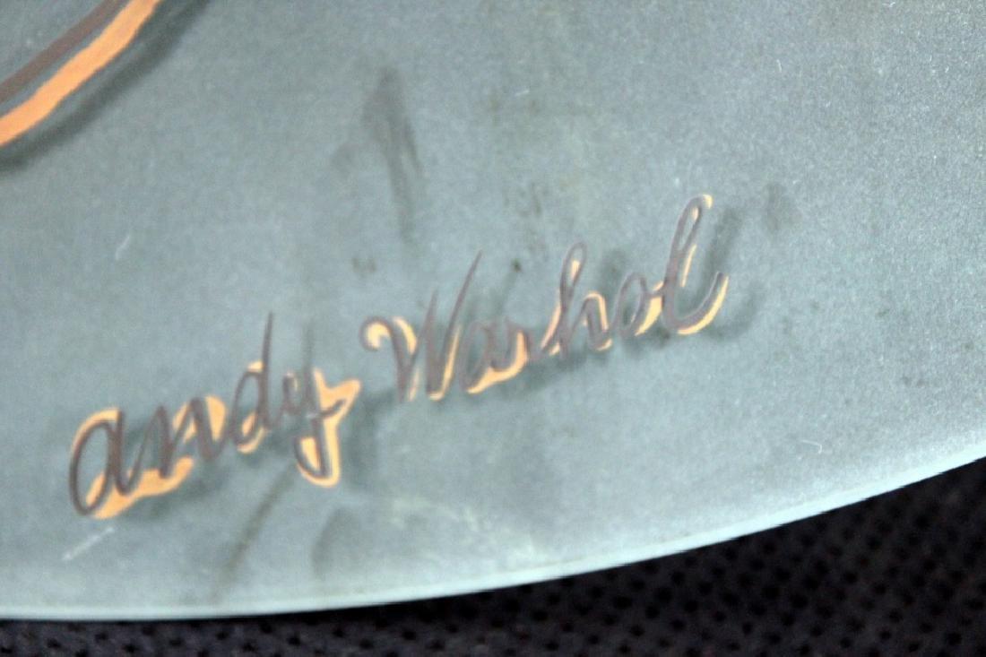 Rosenthal Studio Line Andy Warhol Platter - 2
