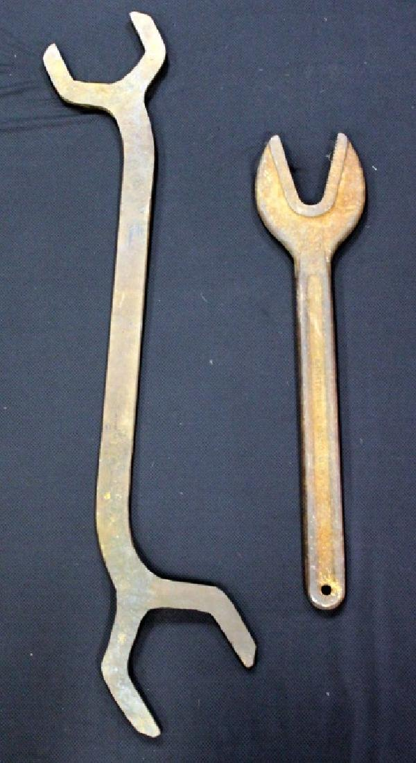 Vintage Armstrong and Alligator Railroad Wrenches
