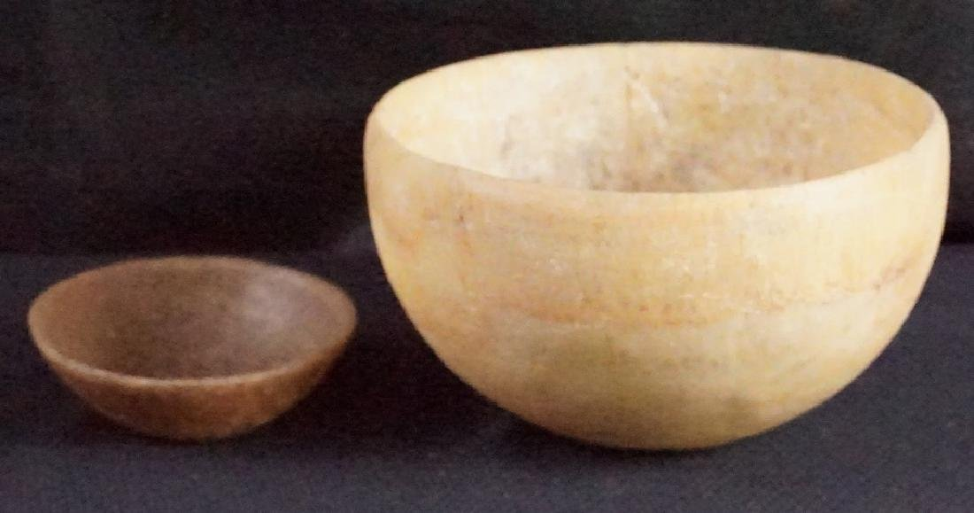 Egyptian Alabaster Bowls(2)