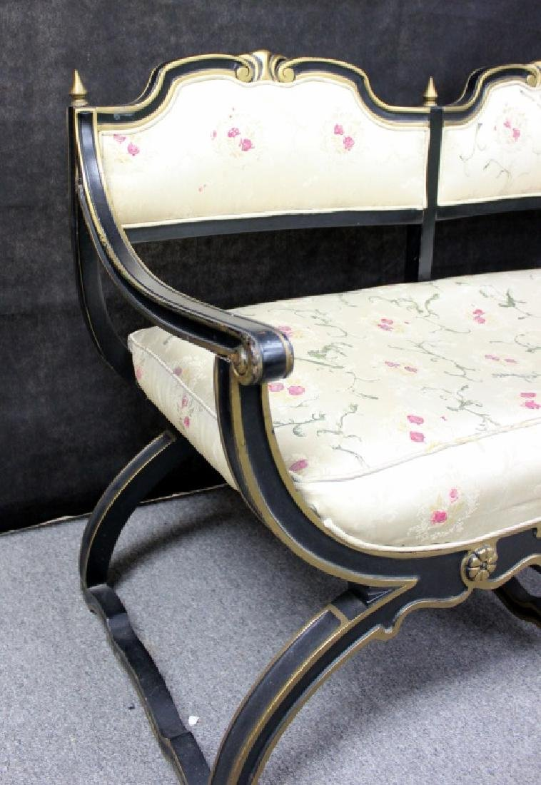 French Style Loveseat - 3