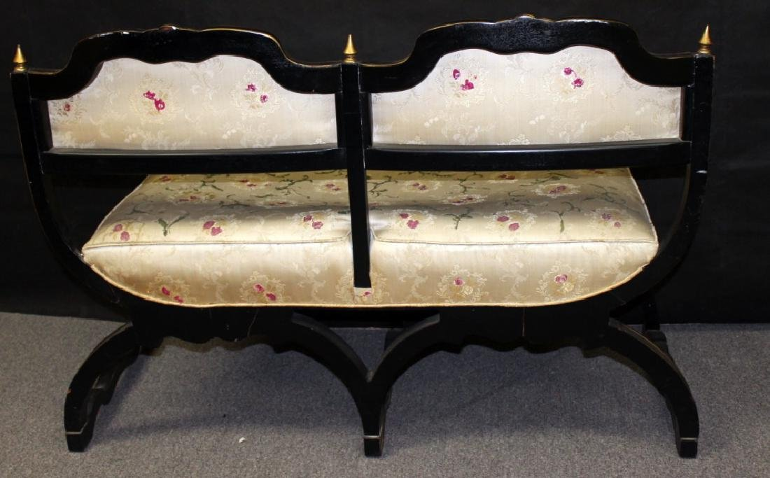 French Style Loveseat - 9