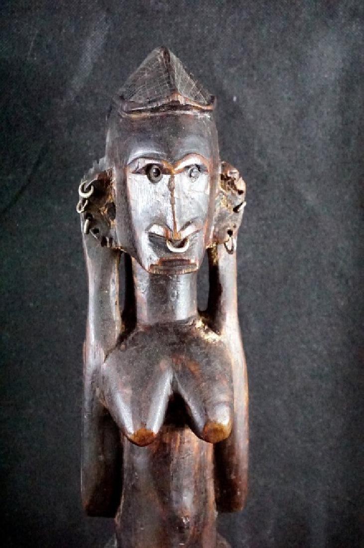 Dogan African Female Figure - 2