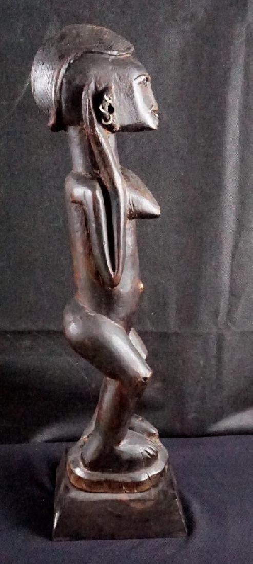 Dogan African Female Figure - 3