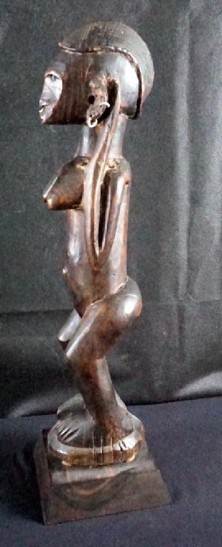 Dogan African Female Figure - 5