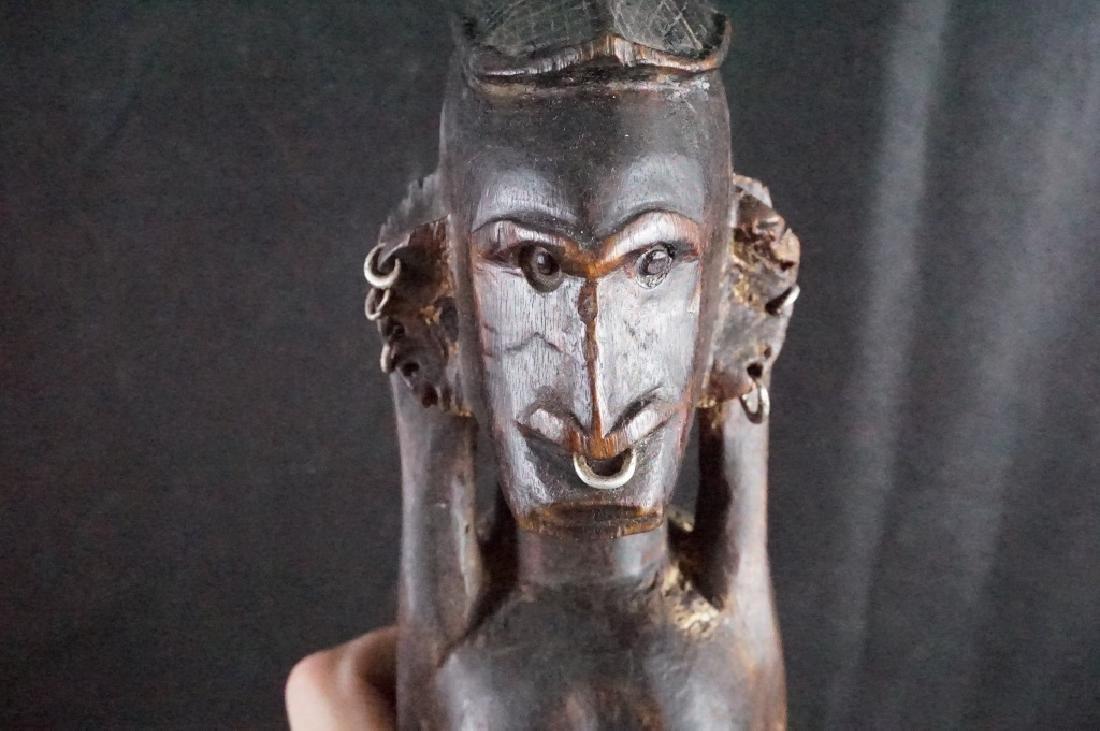 Dogan African Female Figure - 6
