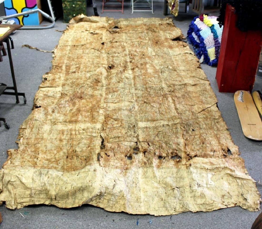 Tapa Cloth, Polynesian