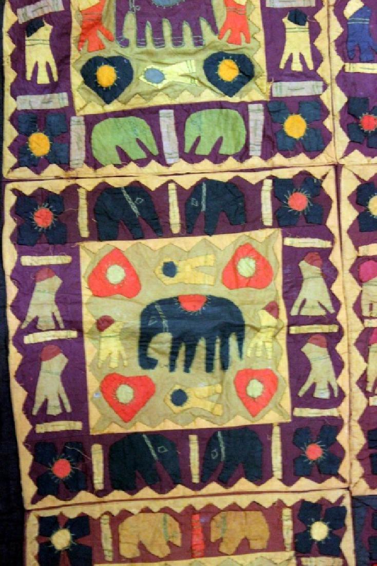 """Ralli """"Elephant"""" Quilt - 2"""