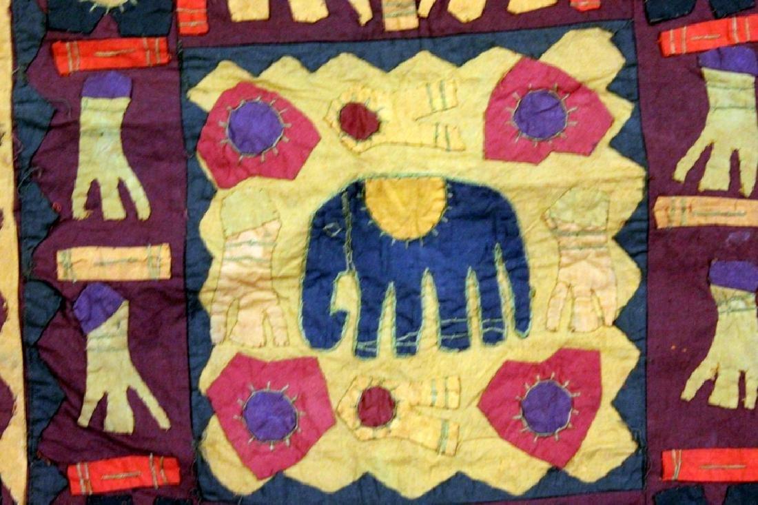 """Ralli """"Elephant"""" Quilt - 3"""