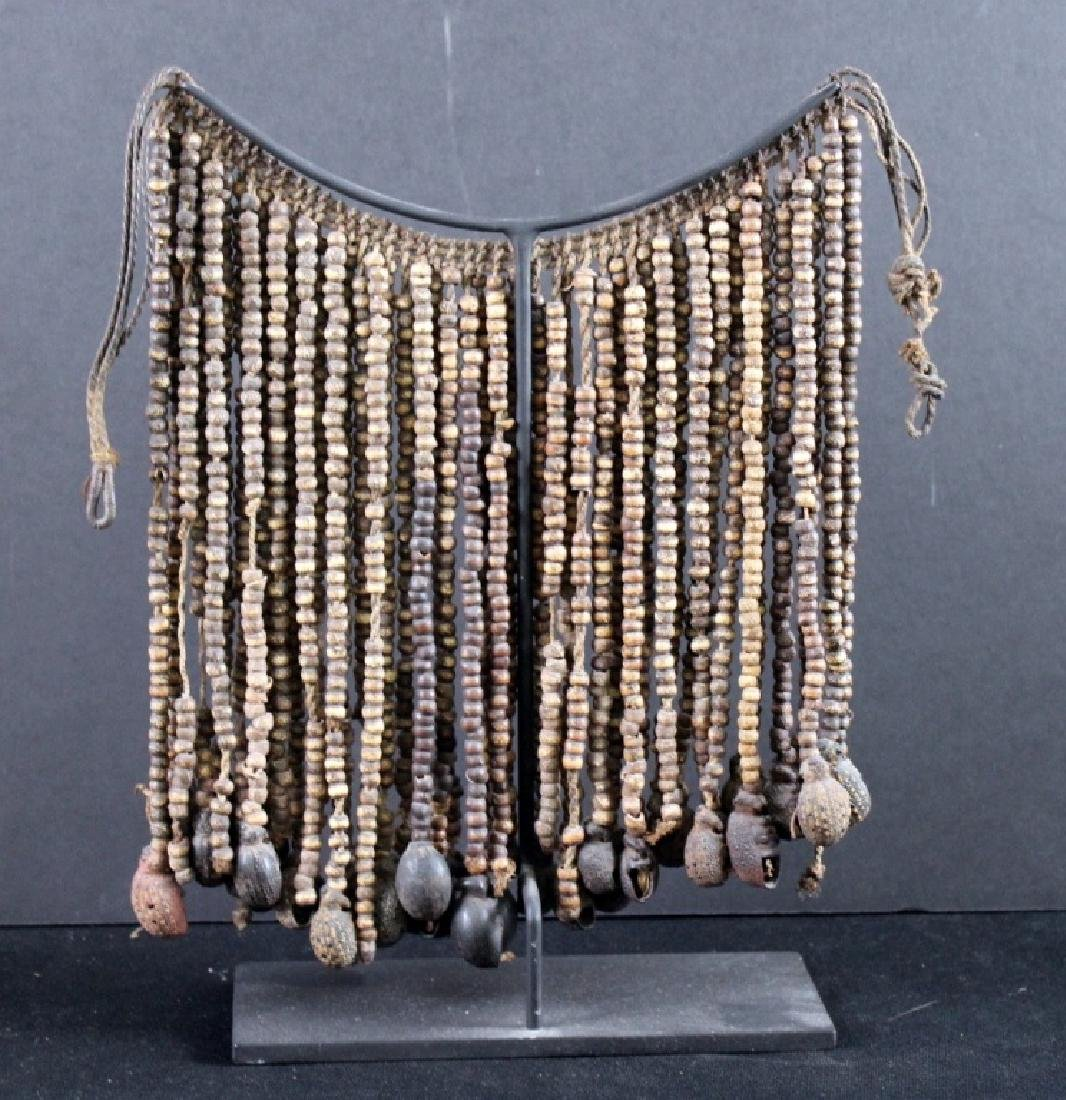 African Necklace with Balls