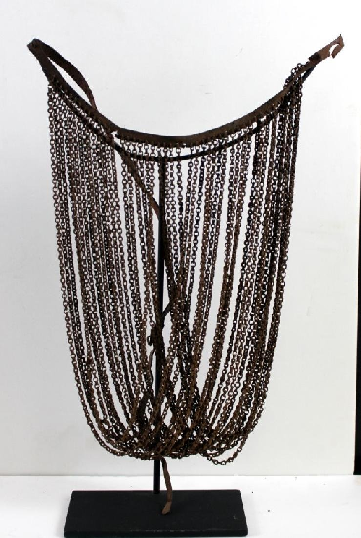 Antique African Chain Necklace