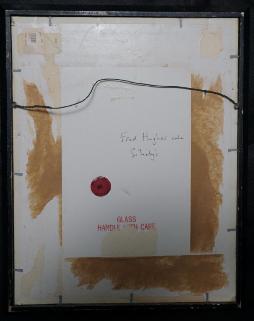 Andy Warhol, 'Man Ray' Polaroid Fred Hughes Estate - 4