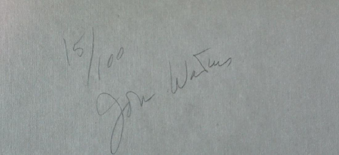 John Waters (b.1946) Signed Poster - 2