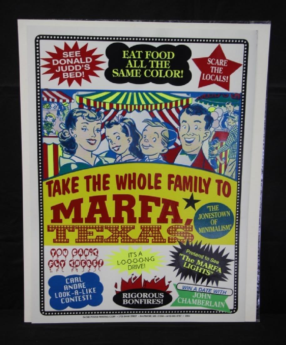 John Waters (born 1946) Signed Poster & Magazine