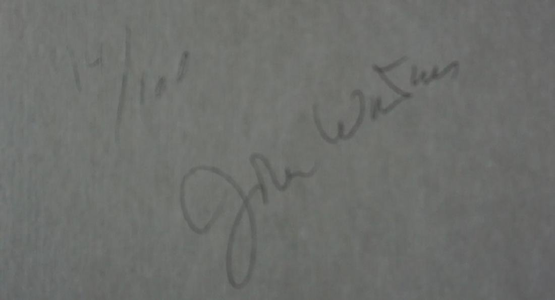John Waters (born 1946) Signed Poster & Magazine - 2