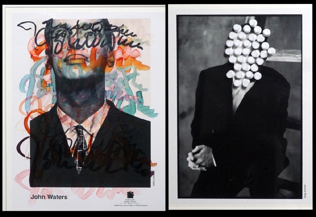 John Waters (b.1946) Self Portrait #3 - 2