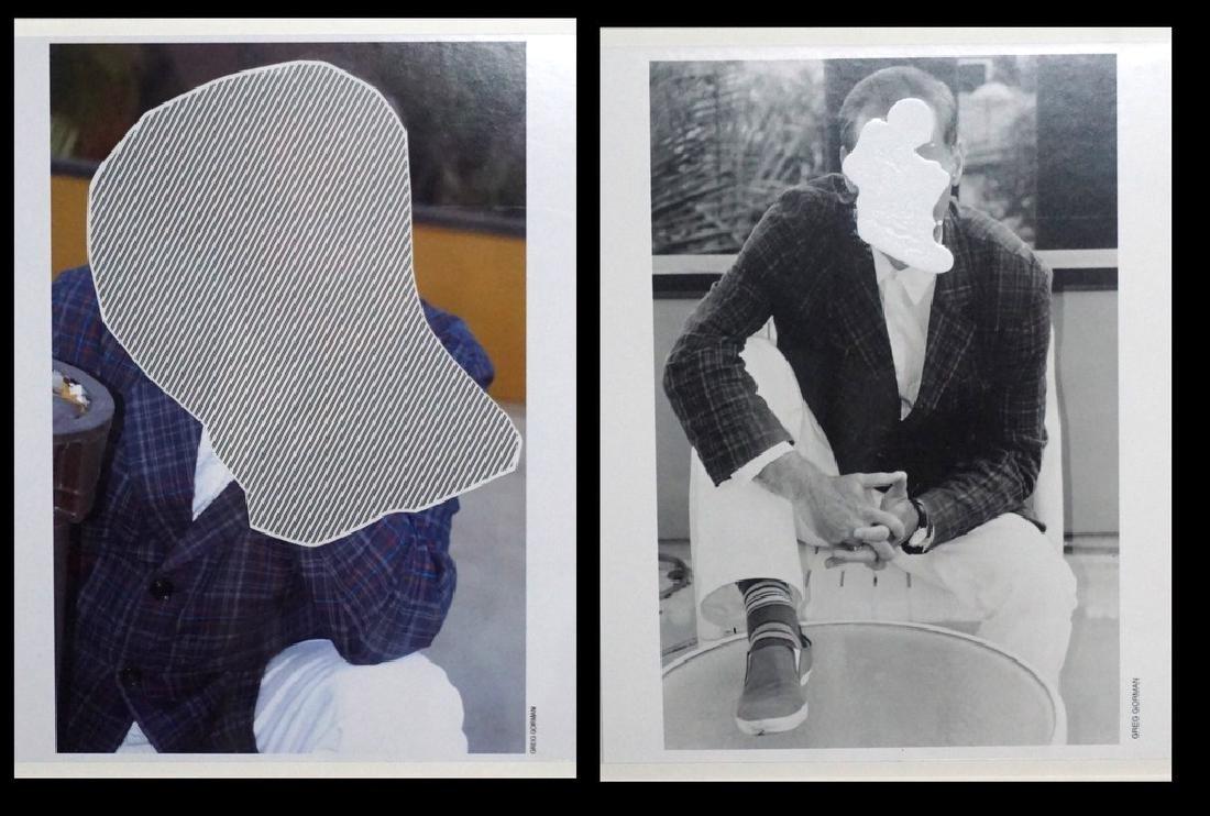 John Waters (b.1946) Self Portrait #3 - 3