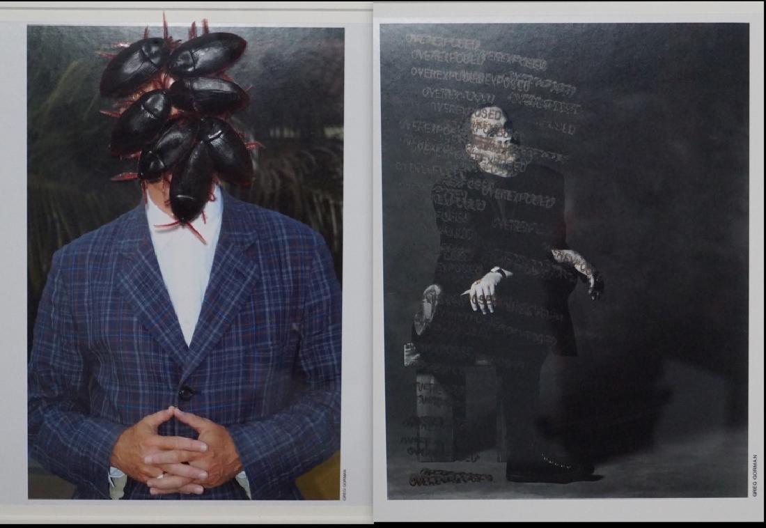 John Waters (b.1946) Self Portrait #3 - 4