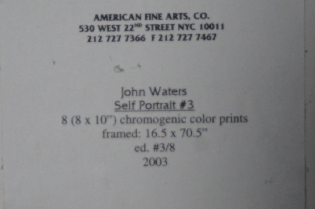John Waters (b.1946) Self Portrait #3 - 7