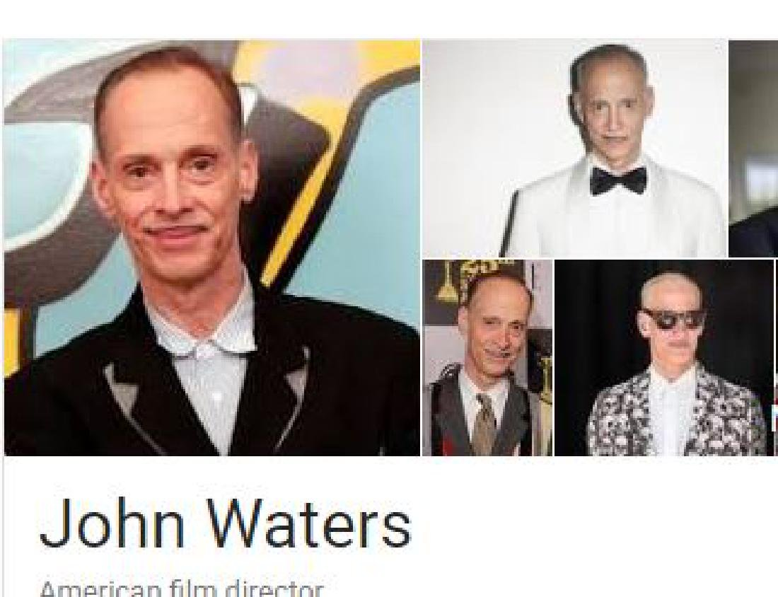 "John Waters (b.1946) ""Writer's Block"" - 8"