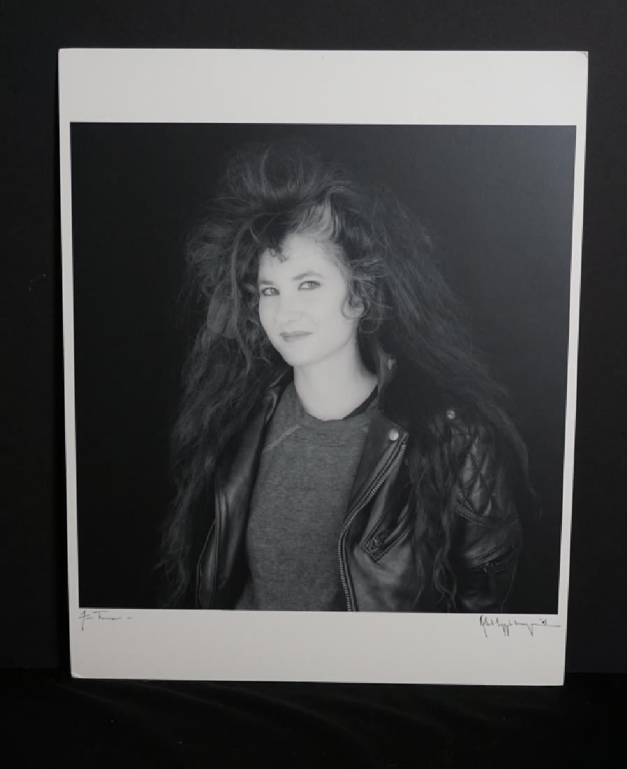 Robert Mapplethorpe Photo of Tama Janowitz