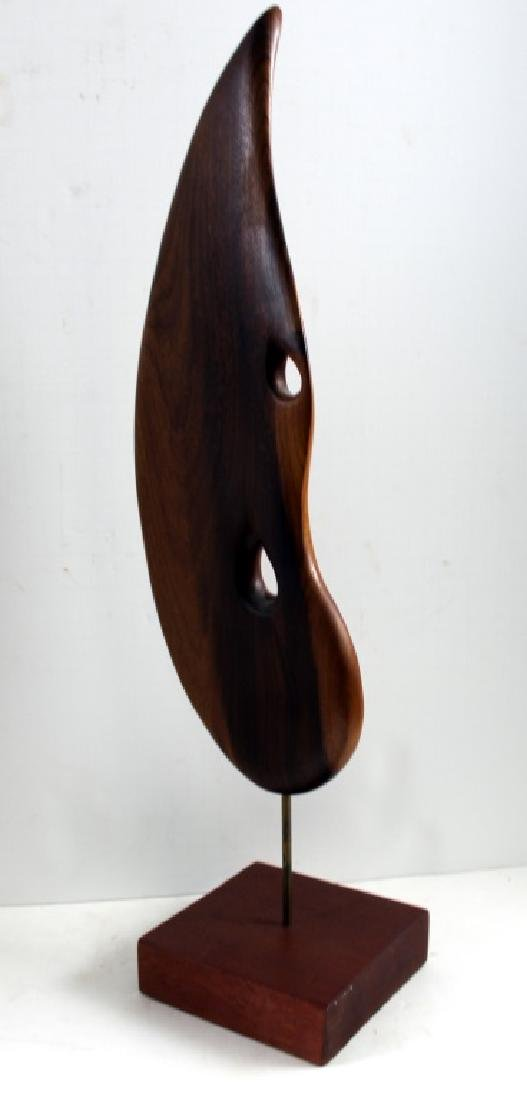 Julian Janowitz (b.1929) Wood Sculpture - 3