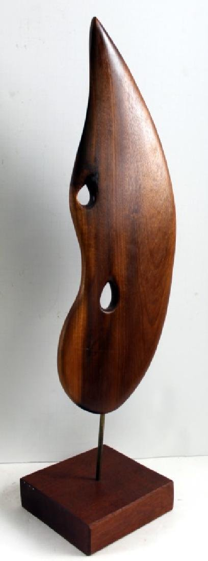 Julian Janowitz (b.1929) Wood Sculpture - 5