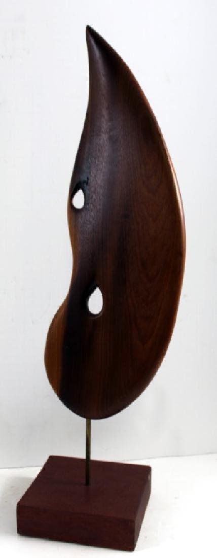Julian Janowitz (b.1929) Wood Sculpture - 6