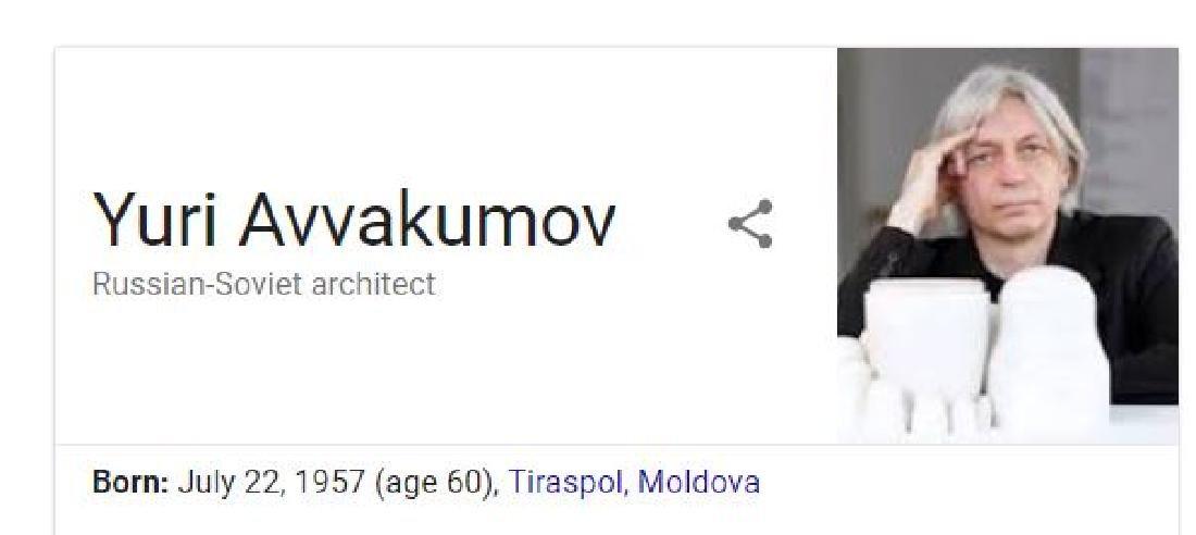Yuri Avvakumov (b.1957) Russian - 4