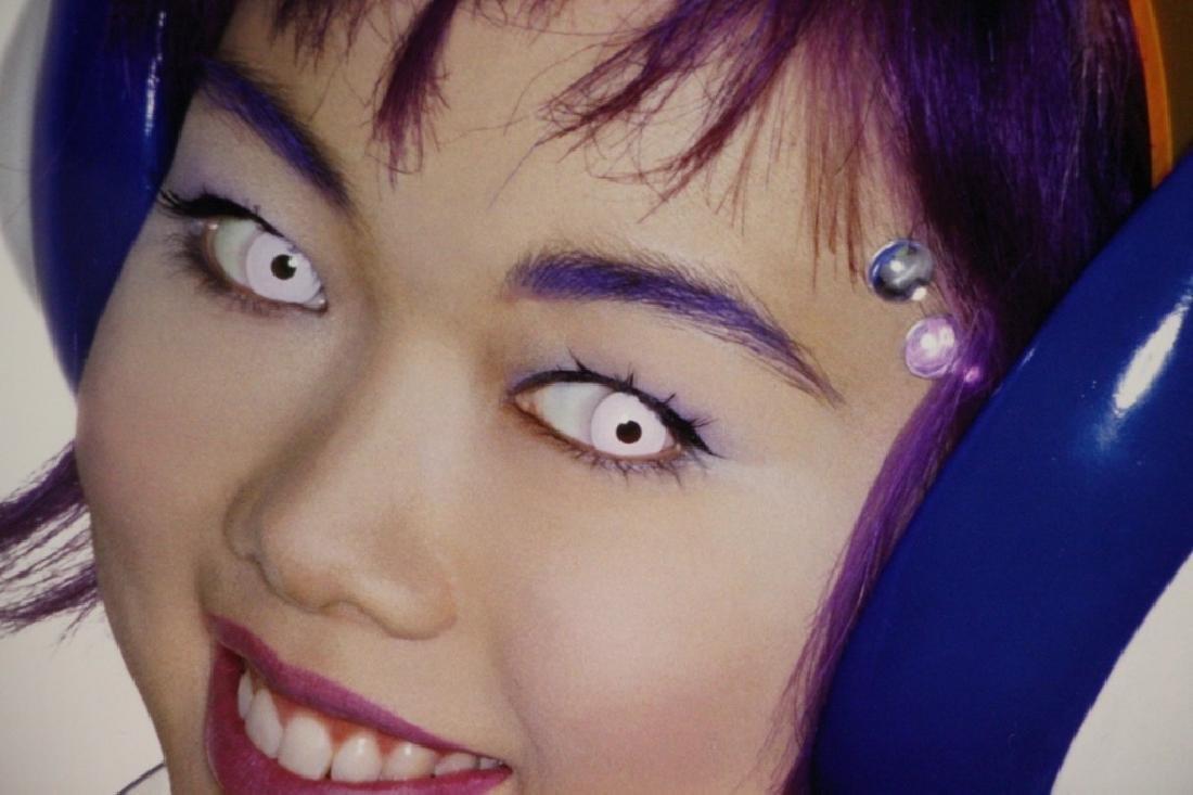 Mariko Mori (b.1967) Photograph - 3