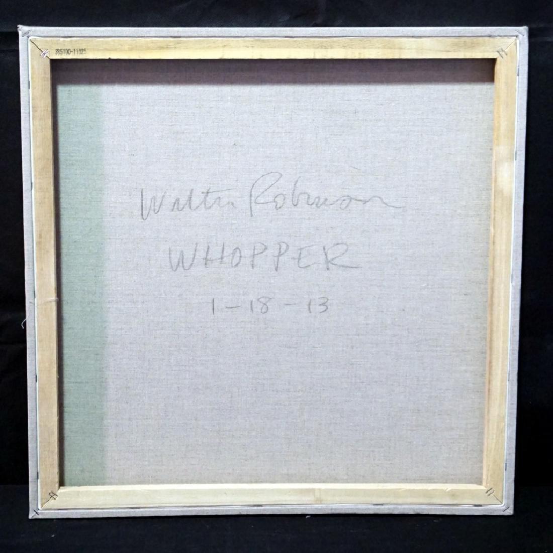 Walter Robinson (b.1950) Whopper Burger - 3