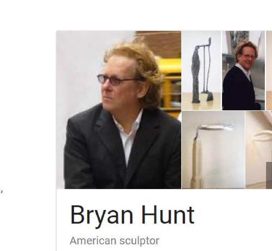 Bryan Hunt (b.1947) - 3