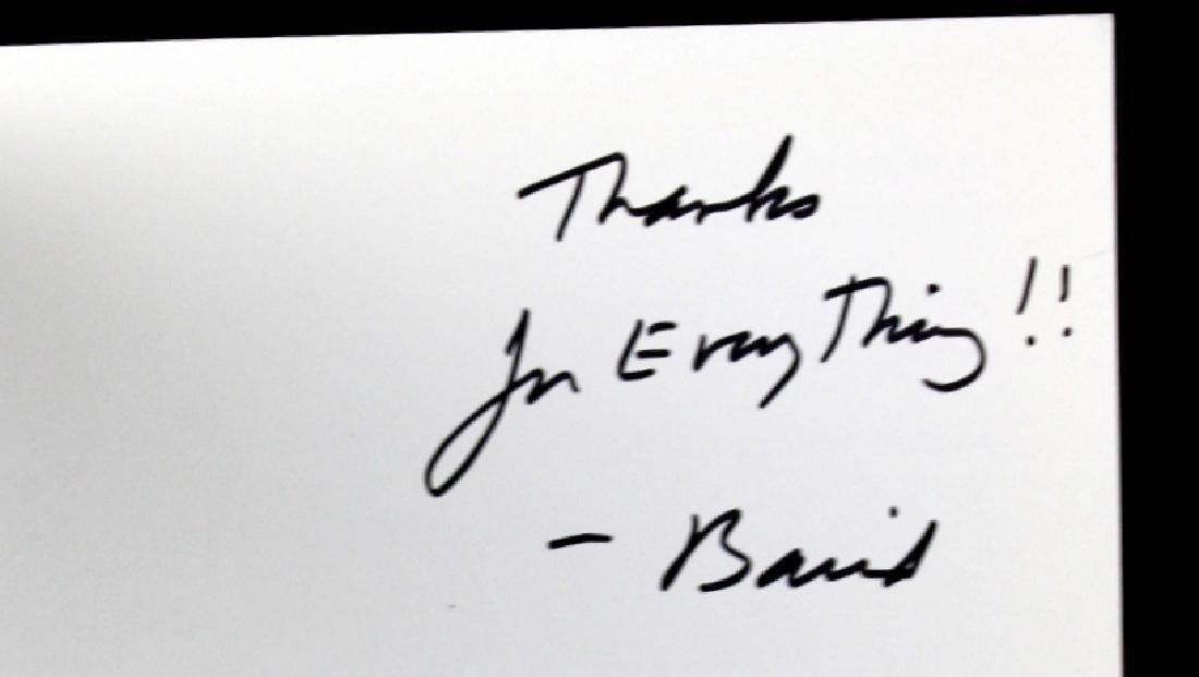Mark Kostabi 1983-1987 Baird Jones ( Signed) - 2