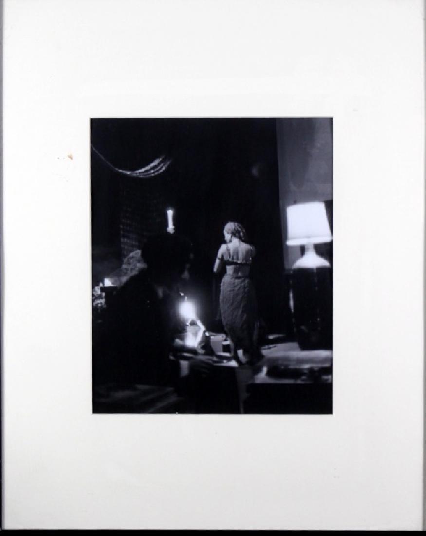 Toyo Tsuchiya Photo to Tama Janowitz 1999