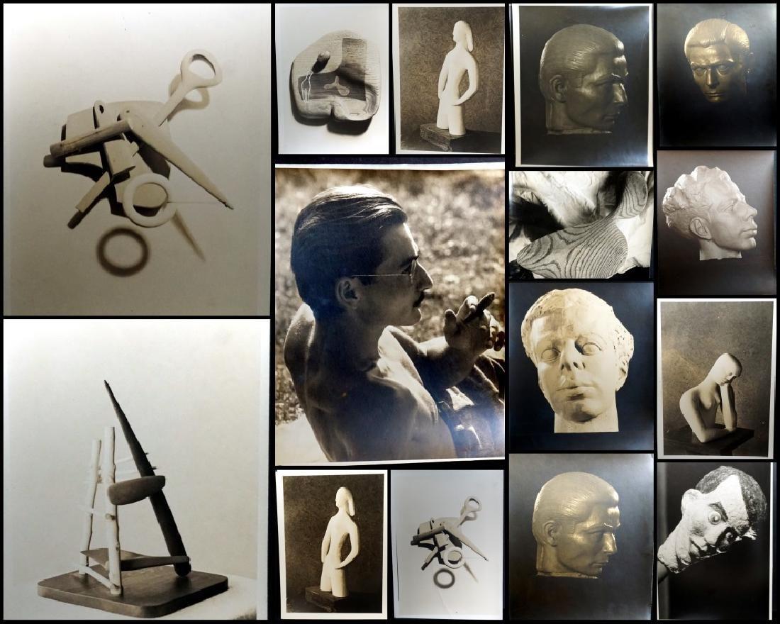Sidney Geist Photographs by Isadore Janowitz (15)