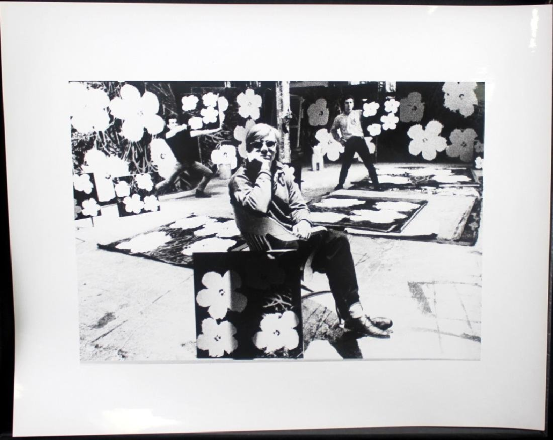 Andy Warhol B/W Photographs by Billy Name (8) - 2
