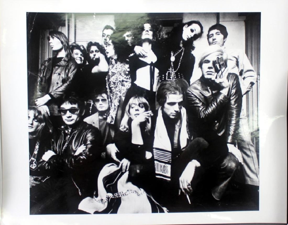 Andy Warhol B/W Photographs by Billy Name (8) - 5