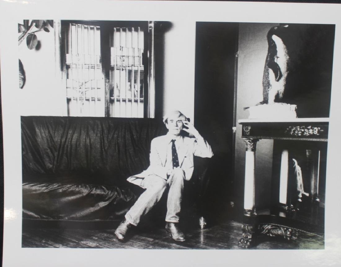 Andy Warhol B/W Photographs by Billy Name (8) - 6