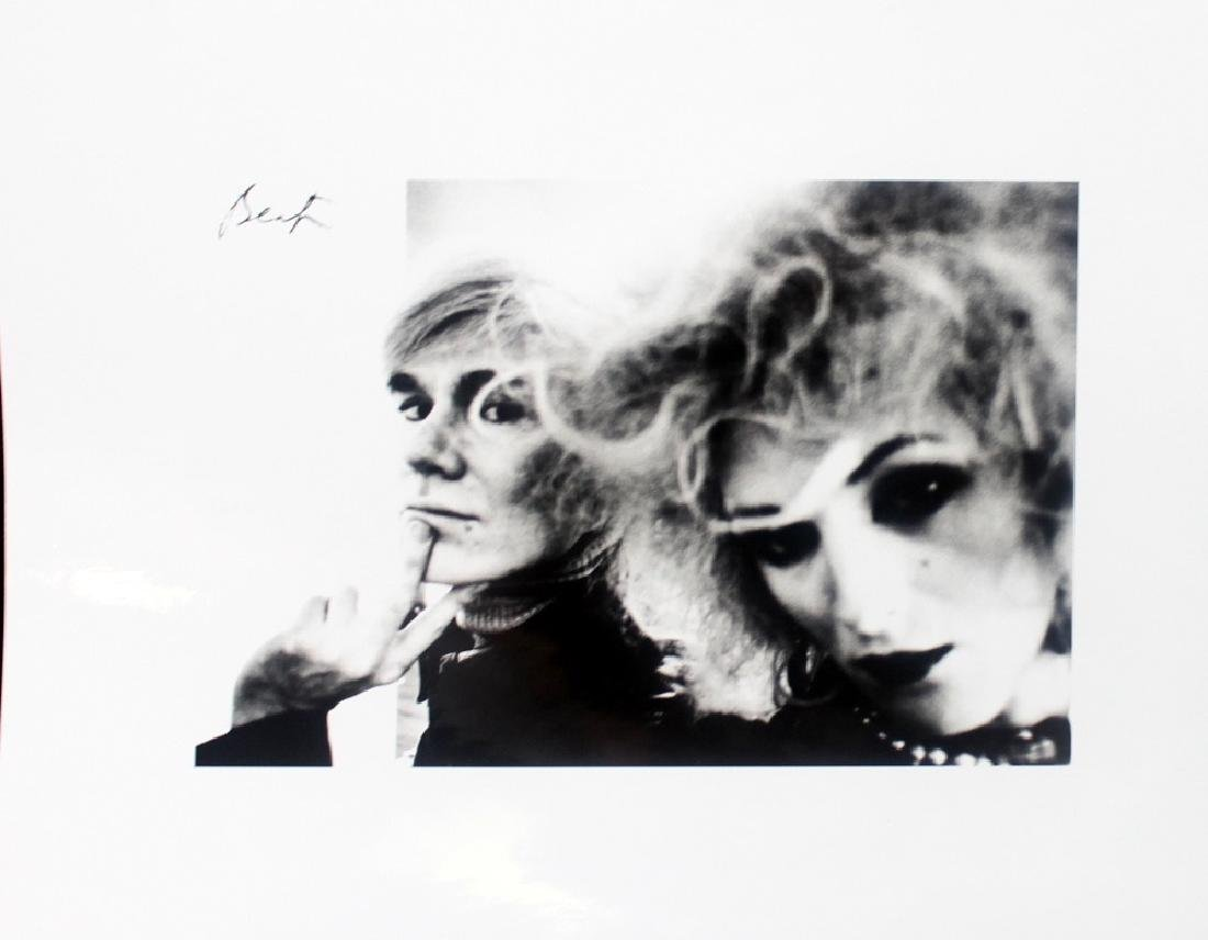 Andy Warhol B/W Photographs by Billy Name (8) - 8