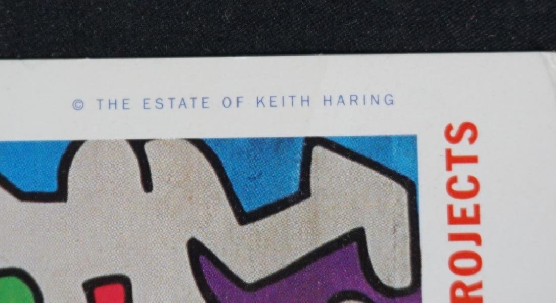 Keith Haring Poster 2002 - 2