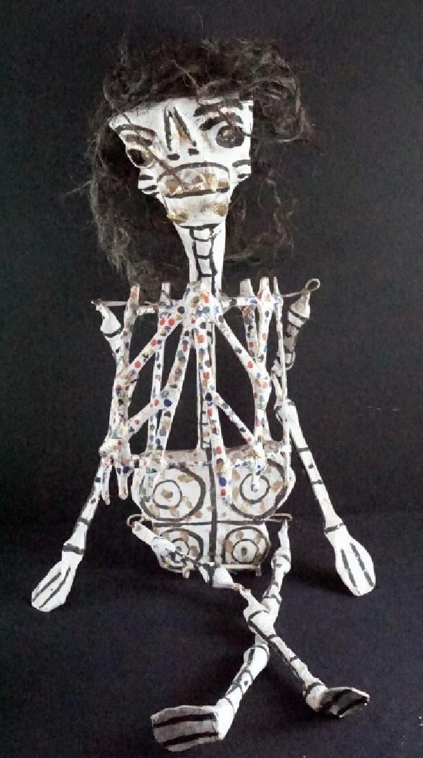 Dia de los Muertos Sculptures