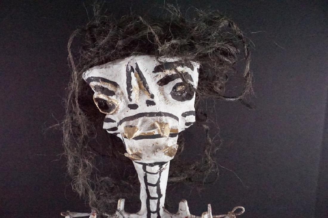 Dia de los Muertos Sculptures - 2