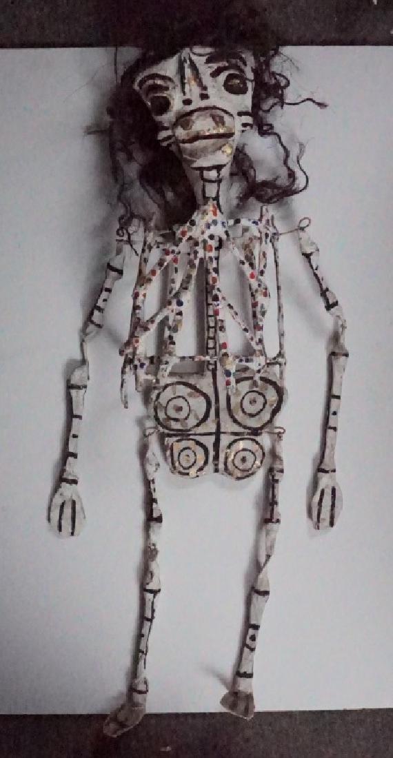 Dia de los Muertos Sculptures - 4