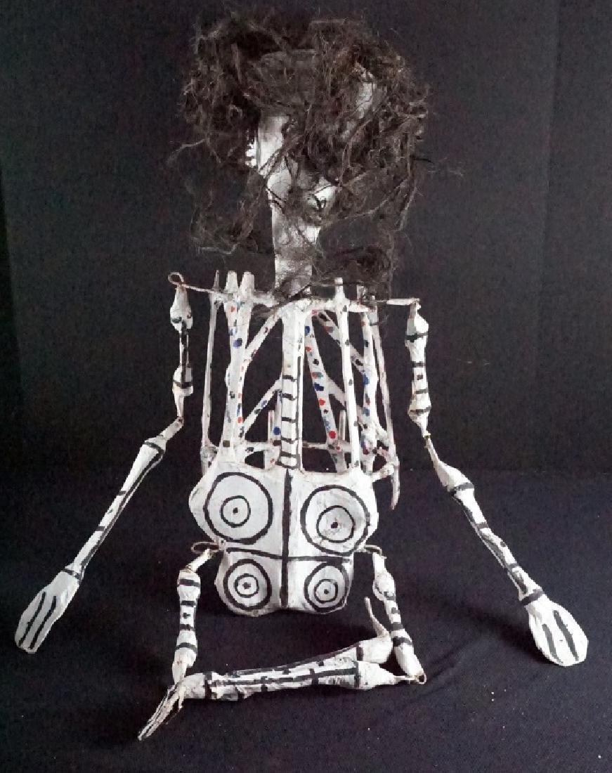 Dia de los Muertos Sculptures - 5