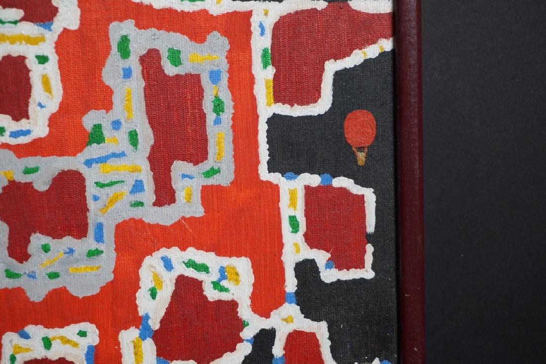 Roger Pedrick Mouth Artist (b.1956) - 2