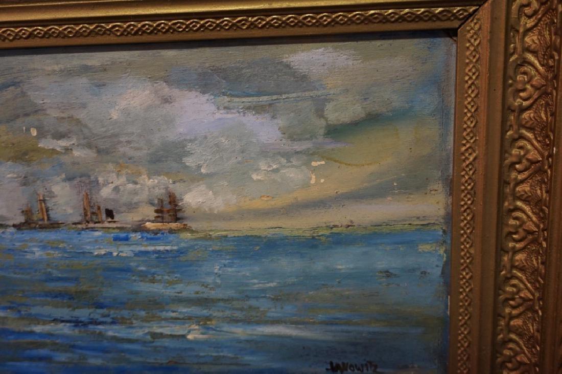 Phyllis Janowitz (1930-2014)  Oil Painting - 4